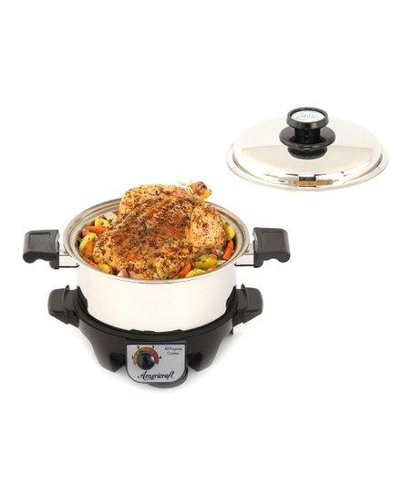 Pro 4-Qt. Gourmet Slow Cooker