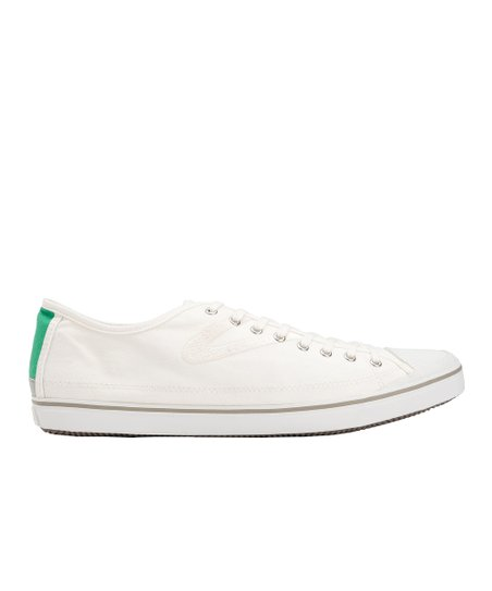Egret & White Skymra SL Canvas Sneaker - Women & Men