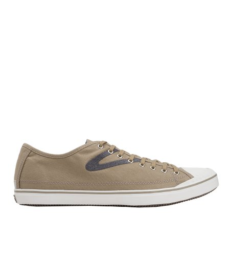 Dune Brown &amp; Ombre Blue Skymra SL Canvas Sneaker - Women &amp; Men