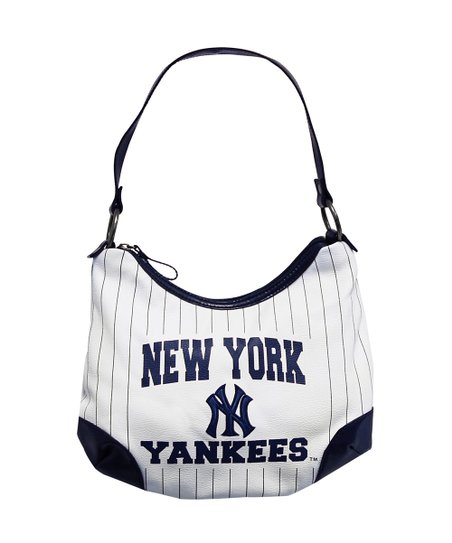 White New York Yankees Huddle Purse