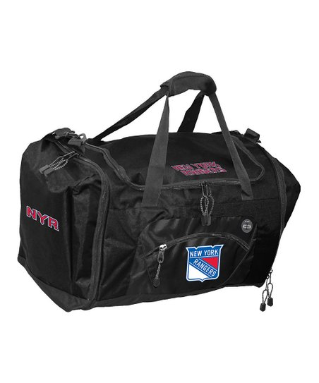 New York Rangers Roadblock Duffel Bag