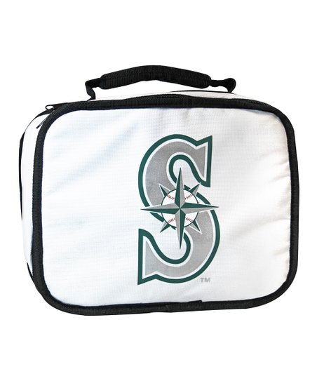 White Seattle Mariners Classic Lunch Break Lunch Box