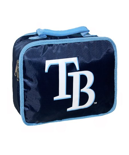 Navy Tampa Bay Rays Lunch Break Lunch Box