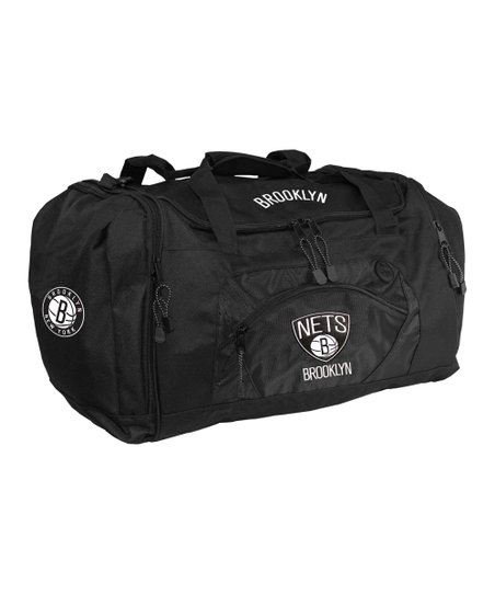 Brooklyn Nets Roadblock Duffel Bag