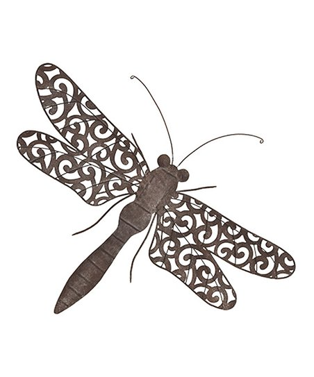Dragonfly Metal Wall Art