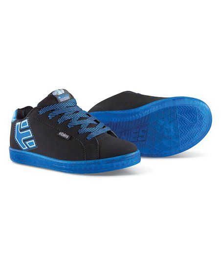 Black & Blue Disney Monsters University Fader Sneaker
