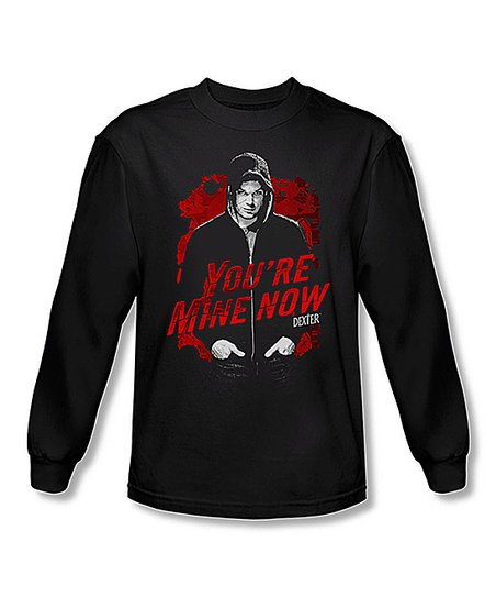 Dexter 'You're Mine Now' Long-Sleeve Tee