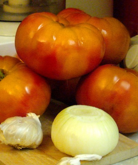 Tomato 'Big Rainbow' - Set of Three