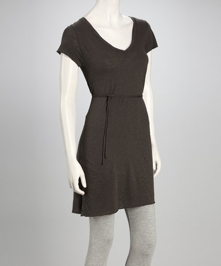 Ashen T-Shirt Dress