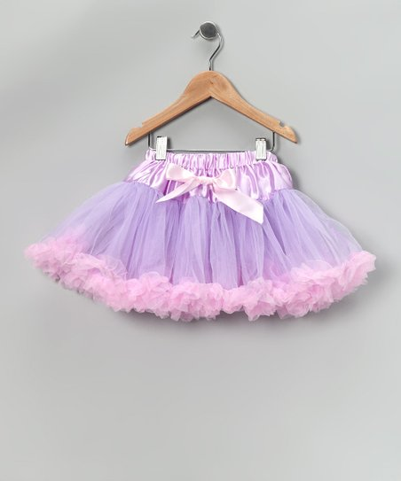 Lavender & Light Pink Pettiskirt - Infant, Toddler & Girls