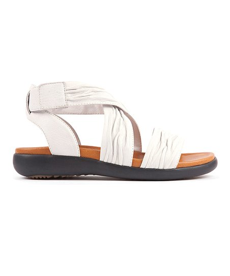 Off-White Bolero Sandal