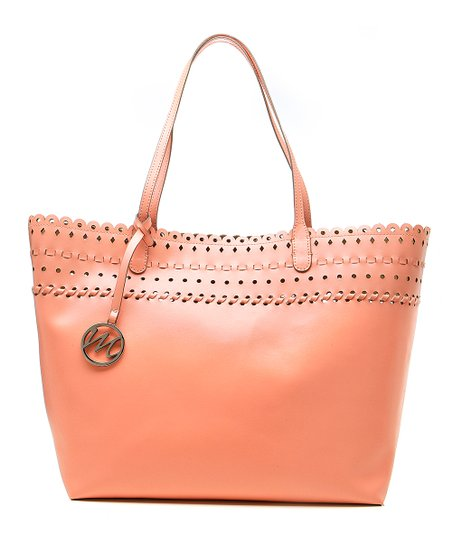 Coral Shannon Beach Tote