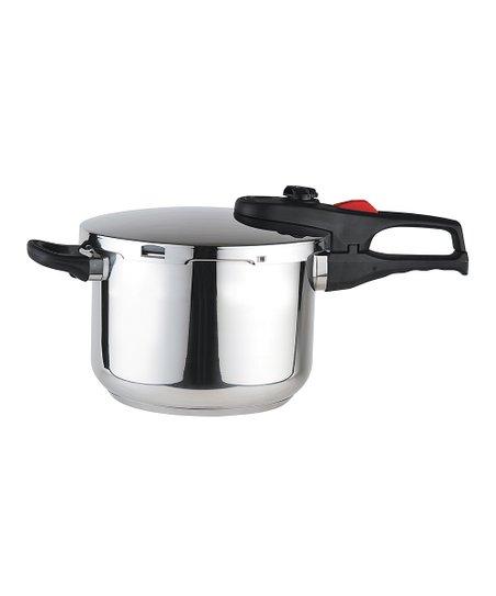 Practika Plus Stainless Steel 3.3-Qt. Pressure Cooker