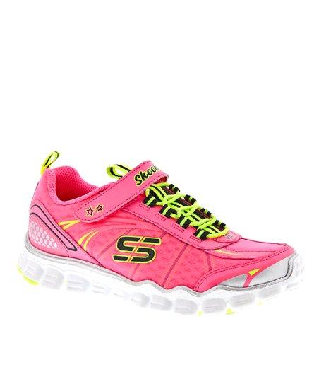 Neon Pink Sneaker