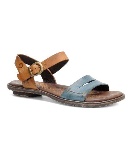 Rey Leather Ebb Sandal - Women