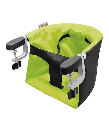 Mountain Buggy Lime POD Clip-On Highchair