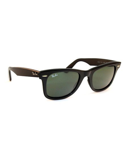 Ray-Ban Black Original Wayfarer Sunglasses
