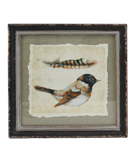 Sparrow Acantha Wall Art
