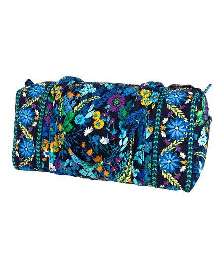 Midnight Blues Small Duffel Bag