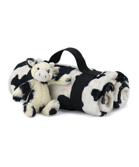 Bashful Calf Travel Set