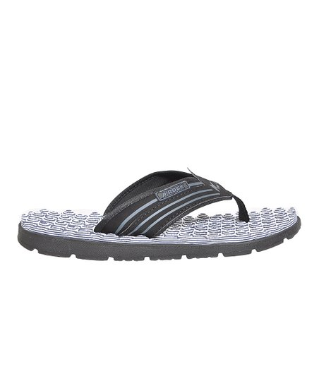 Cobalt Ocean Massage Sandal - Men