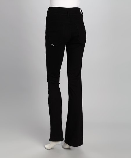 Salsa Black Secret Bootcut Jeans