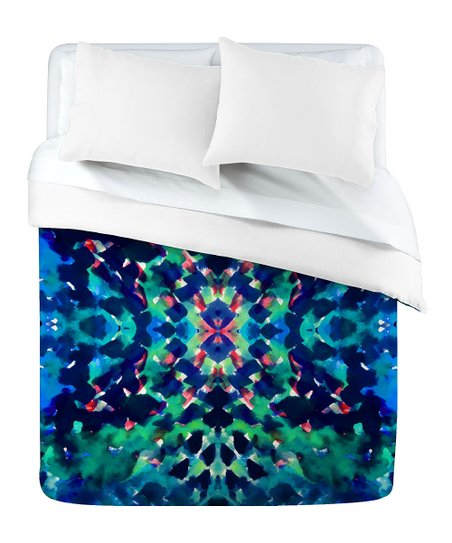 DENY Designs Water Dream Duvet Cover