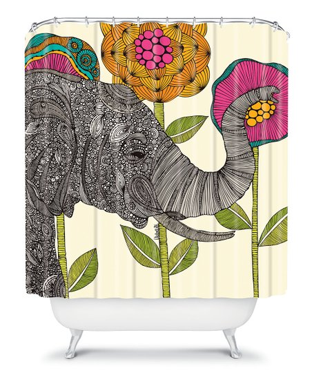 DENY Designs Aaron Shower Curtain