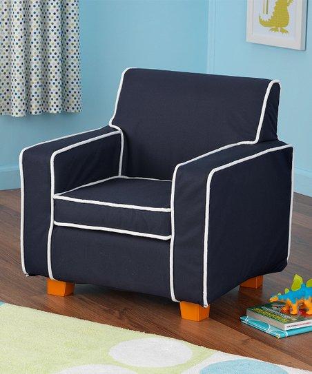 Navy Personalized Laguna Chair