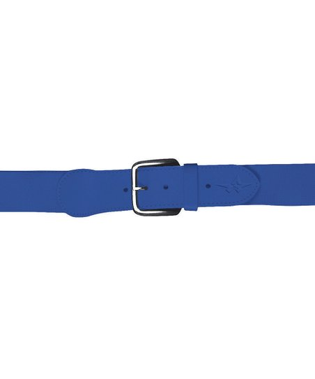 Royal Blue Baseball/Softball Belt – Kids
