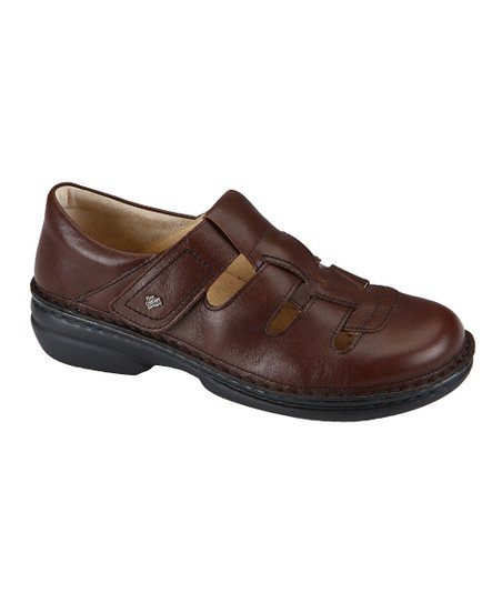 Earth Haity Leather Quebec T-Strap Shoe