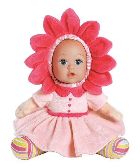 "Pink SnuggleTime 13"" Plush Doll"