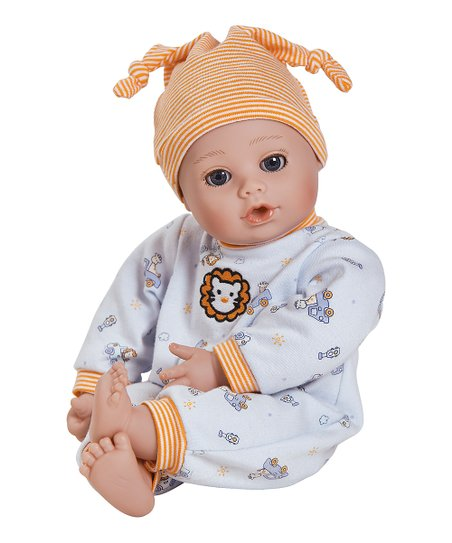 Lion Playtime Baby Doll