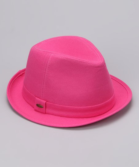 Crose Solid Fedora