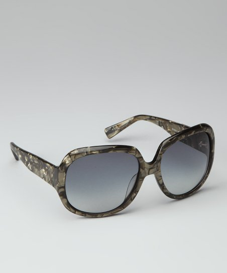 Olive Beverly Sunglasses
