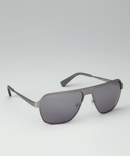 Gunmetal Ventura Sunglasses