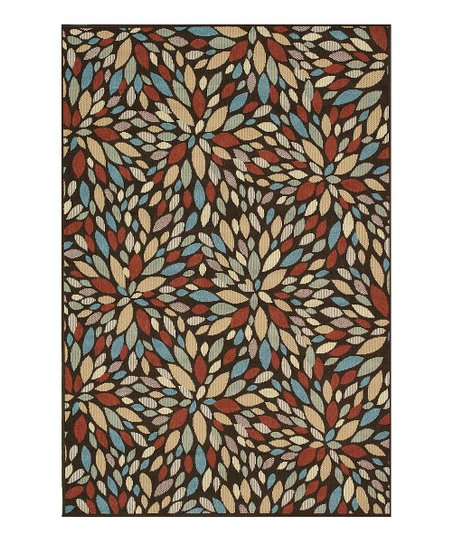 Brich & Beige Augusta Indoor/Outdoor Rug