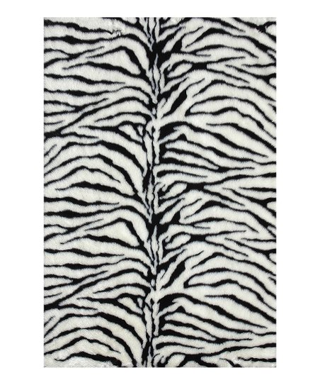 White Zebra Danso Rug