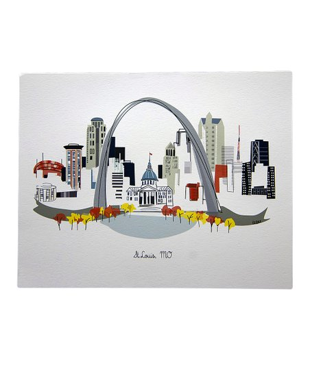 St. Louis City Print