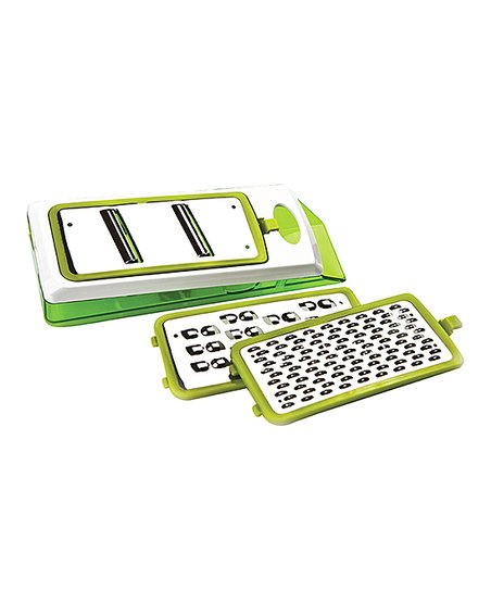 Three-in-One Handy Grater