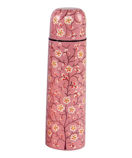 Pink Tree of Life Thermos