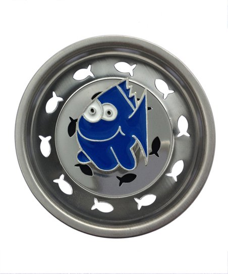 Blue Fishy Kitchen Sink Strainer