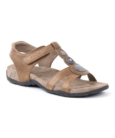 Camel Treasure Sandal