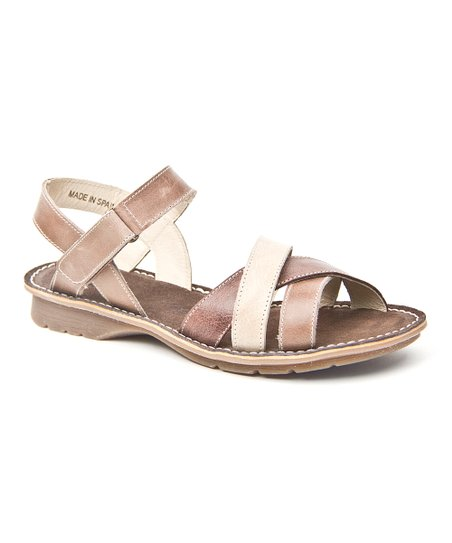 Khaki Treat Sandal