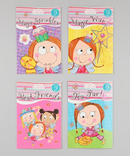 Camilla the Cupcake Fairy Reader Paperback Set