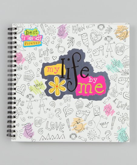 My Life by Me Spiral Activity Book