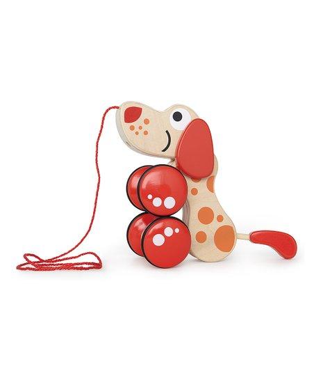 Walk-A-Long Puppy Toy