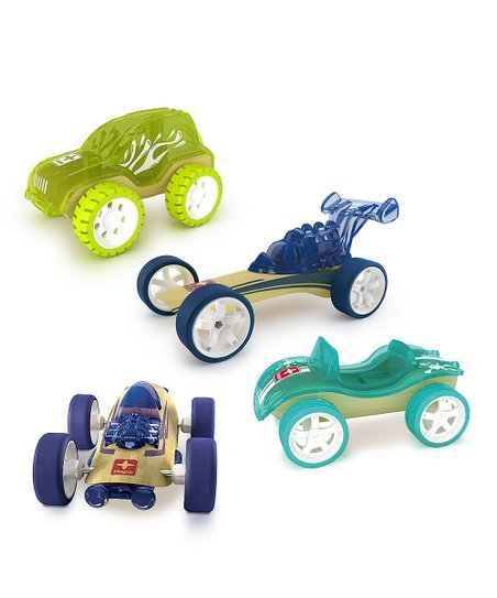 Trailblazer Explorer Toy Car Set