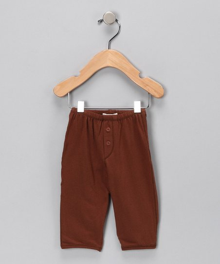 Wood Organic Pants - Infant