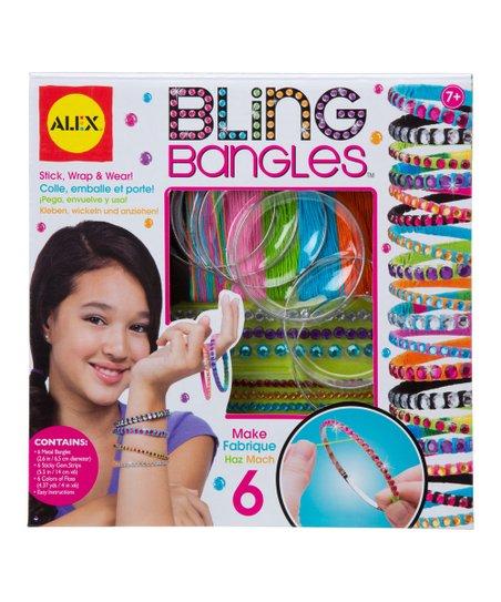 Bling Bangles Bracelet Kit